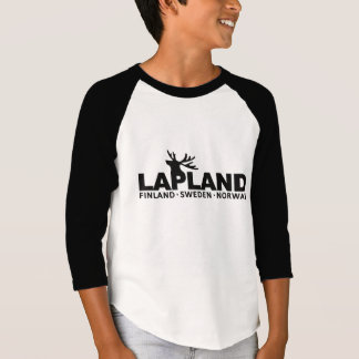 Camisas de LAPLAND - escolha o estilo & a cor
