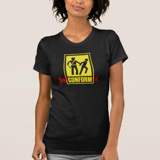 Camisas dissidentes camisetas