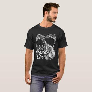 Camisas do bandolim do amor