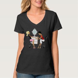Camisas do cabeleireiro tshirts
