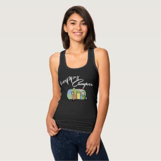 Camisas do campista feliz