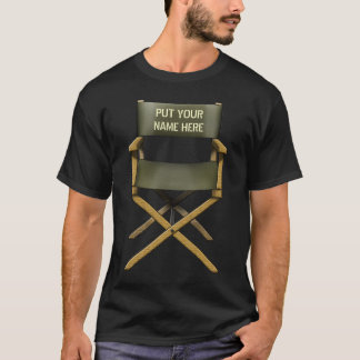 Camisas do design T da Cadeira do diretor