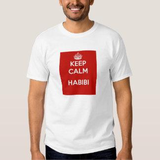 Camisas do habibi T de Médio Oriente do árabe T-shirts
