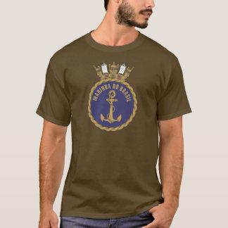"""Camisas do marinho brasileiro"" Camiseta"