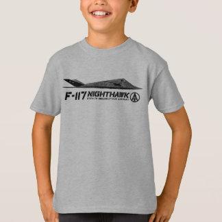 Camisas do noitibó-americano F-117