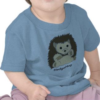Camisas do ouriço camisetas