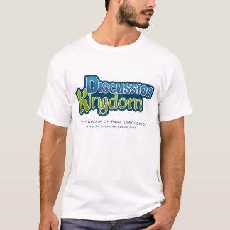 Camisas do reino da discussão