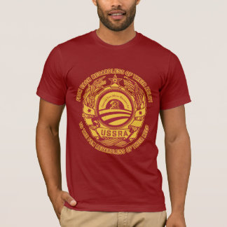 Camisas do selo de Obamunist