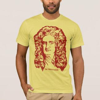 Camisas do senhor Isaac Newton