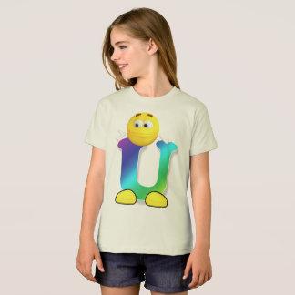 Camisas do smiley T (U)