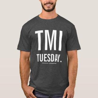 Camisas do TMI terça-feira!