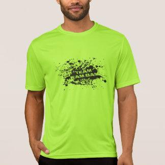Camisas do WAM BAM da equipe