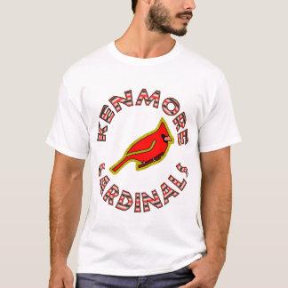 Camisas dos cardeais de Akron Kenmone