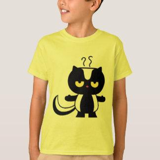 Camisas e presentes da jaritataca T dos miúdos