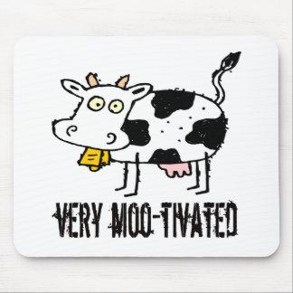 Camisas e presentes da vaca T dos miúdos Mouse Pad