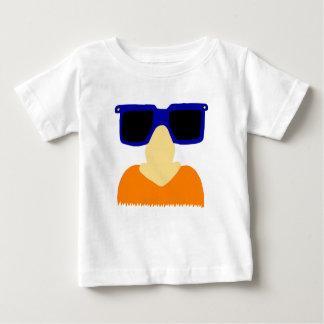 Camisas em incógnito do bigode & dos vidros tshirts