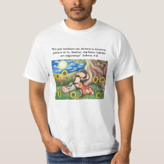 Camisas evangélicas com as mais lindas mensagens. camisetas