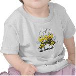 Camisas feitas sob encomenda: Camisas felizes da a Tshirt