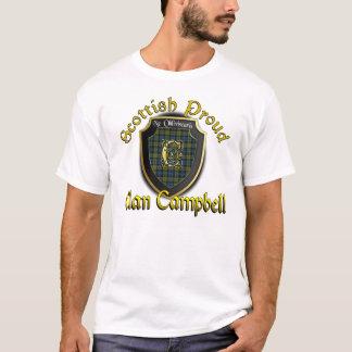 Camisas orgulhosas escocesas de Campbell