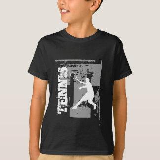 Camisas personalizadas do tênis t para