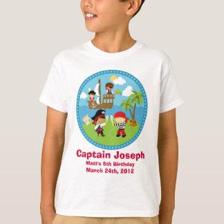 Camisas personalizadas festa de aniversário do