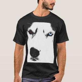 Camisas roncas do rouco do cão de trenó da arte do