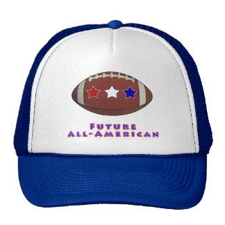 Camisas Todo-Americanas futuras do futebol para Boné