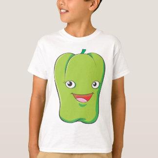 Camisas verdes feitas sob encomenda bonitos da