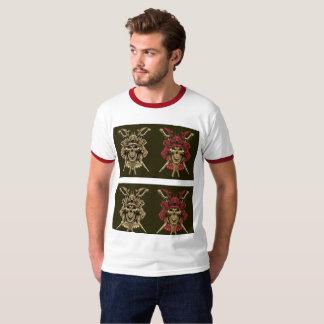 Camiseta Футболкасамурай