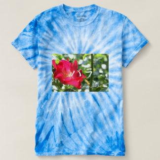 Camiseta カタカナ文字入り do ~ do 広島市にて撮影真っ赤なバラ