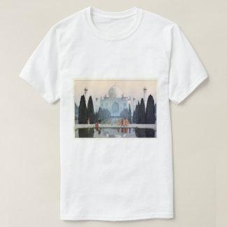 Camiseta マハル do ・ do タージ, Taj Mahal, Hiroshi Yoshida,