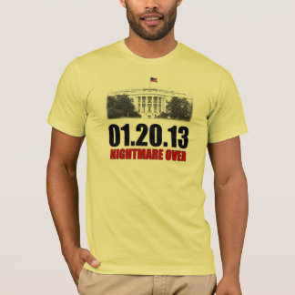 Camiseta 01.20.13 Pesadelo sobre