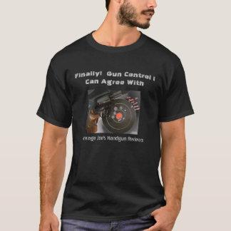 Camiseta 021, finalmente!  Controlo de armas que eu posso