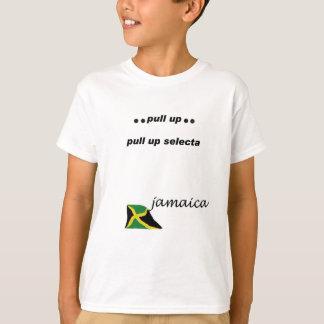 Camiseta 03w Jamaica levantam o selecta