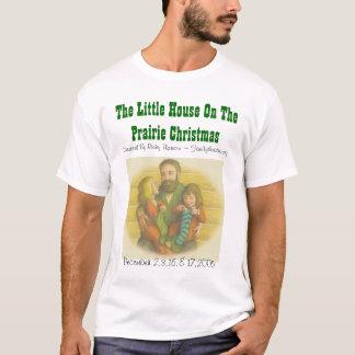 Camiseta 0694007552, a casa pequena na pradaria Chr…