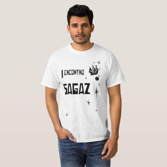 Camiseta 1º Encontro Sagaz