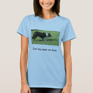 Camiseta 100_1369, obtido meus olhos na ovelha