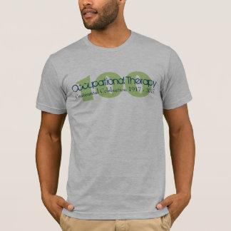 Camiseta 100 anos de terapia ocupacional