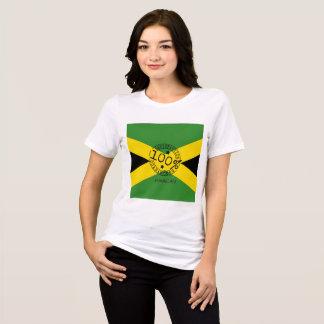 Camiseta 100% jamaicano