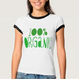 Camiseta 100% orgânico