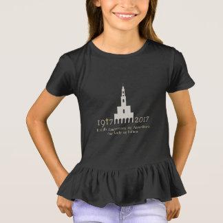 Camiseta 100th Aniversário das aparições - Fatima