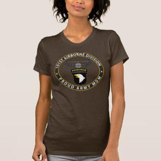 Camiseta 101st Mamã transportada por via aérea