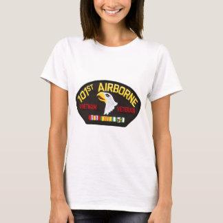 Camiseta 101st Veterano transportado por via aérea de