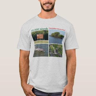 Camiseta 10.000 ilhas