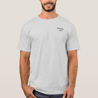 Camiseta 10:9 dos romanos