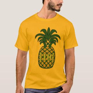 Camiseta [10] Abacaxi