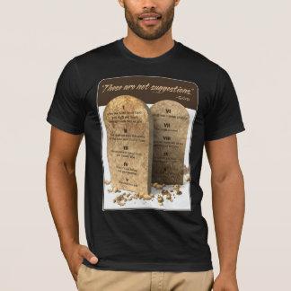 Camiseta 10 mandamentos