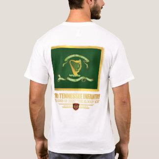 Camiseta 10o Infantaria de Tennessee