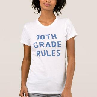 Camiseta 10o Regras da categoria