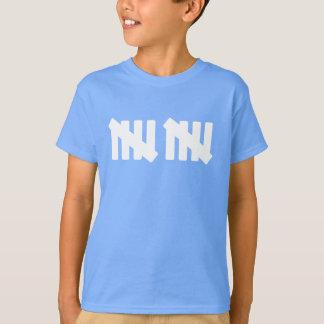 Camiseta 10o T da MARCA do registro do ANIVERSÁRIO
